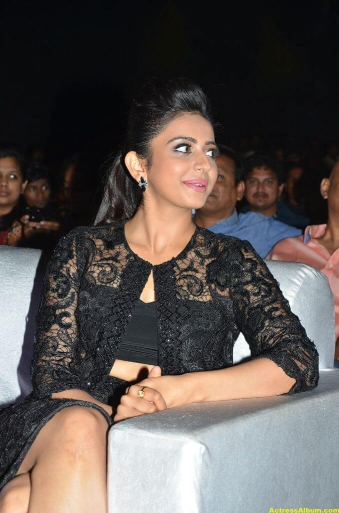 Rakul Preet Singh Stills at Garam Audio Launch 2