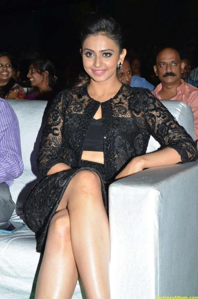 Rakul Preet Singh Stills at Garam Audio Launch 3