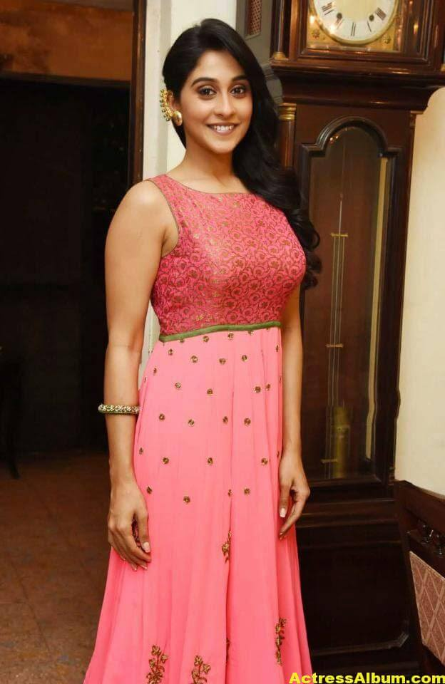 Regina Cassandra Hot In Pink Dress 1