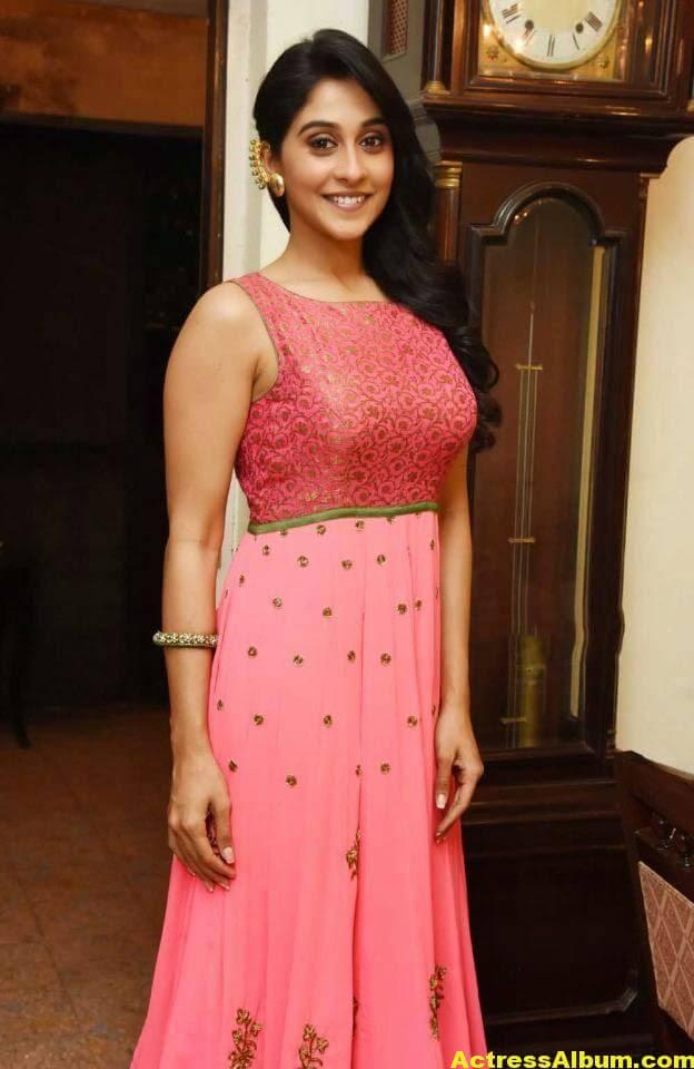 Regina Cassandra Hot In Pink Dress 1