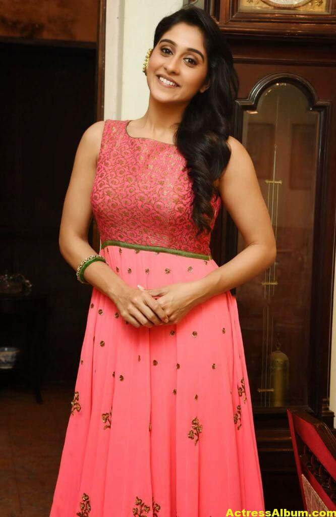 Regina Cassandra Hot In Pink Dress 2