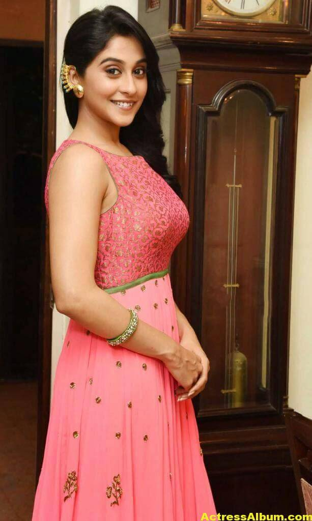 Regina Cassandra Hot In Pink Dress 4
