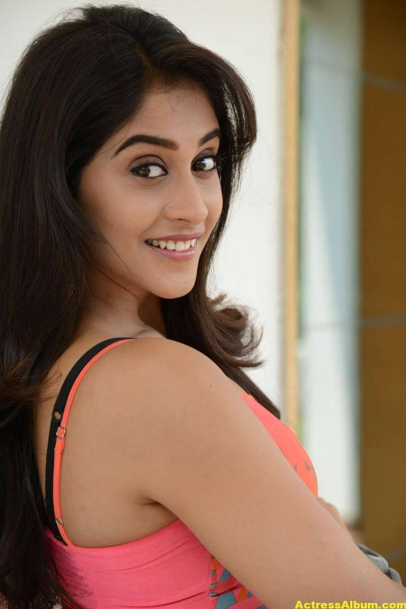 Regina Cassandra Latest Hot Photos In Pink Dress 1