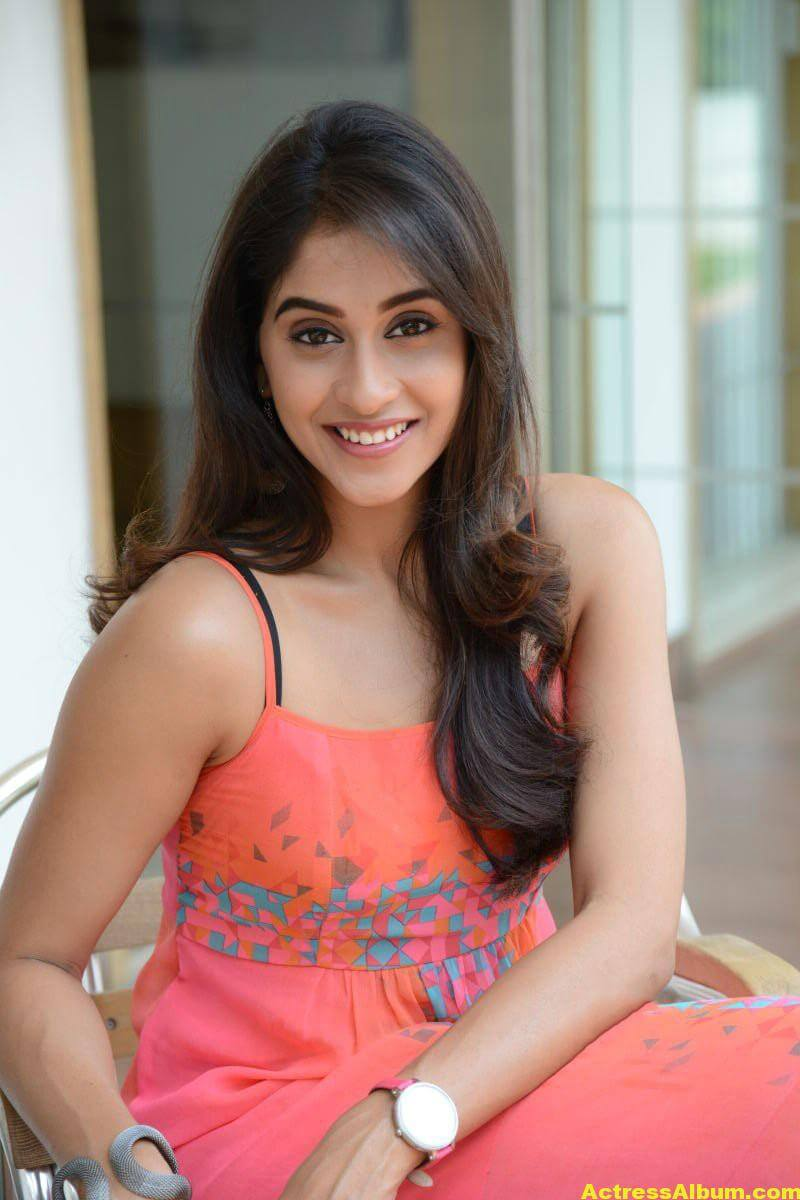 Regina Cassandra Latest Hot Photos In Pink Dress 2