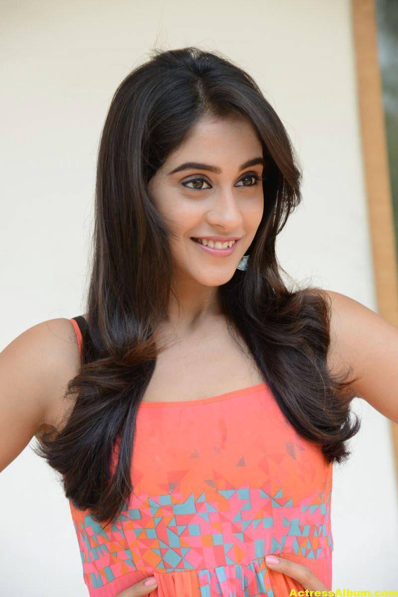 Regina Cassandra Latest Hot Photos In Pink Dress 3