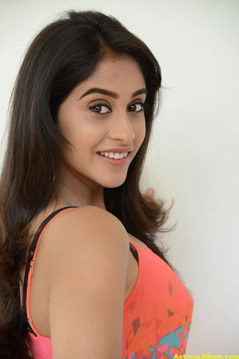 Regina Cassandra Latest Hot Photos In Pink Dress 4
