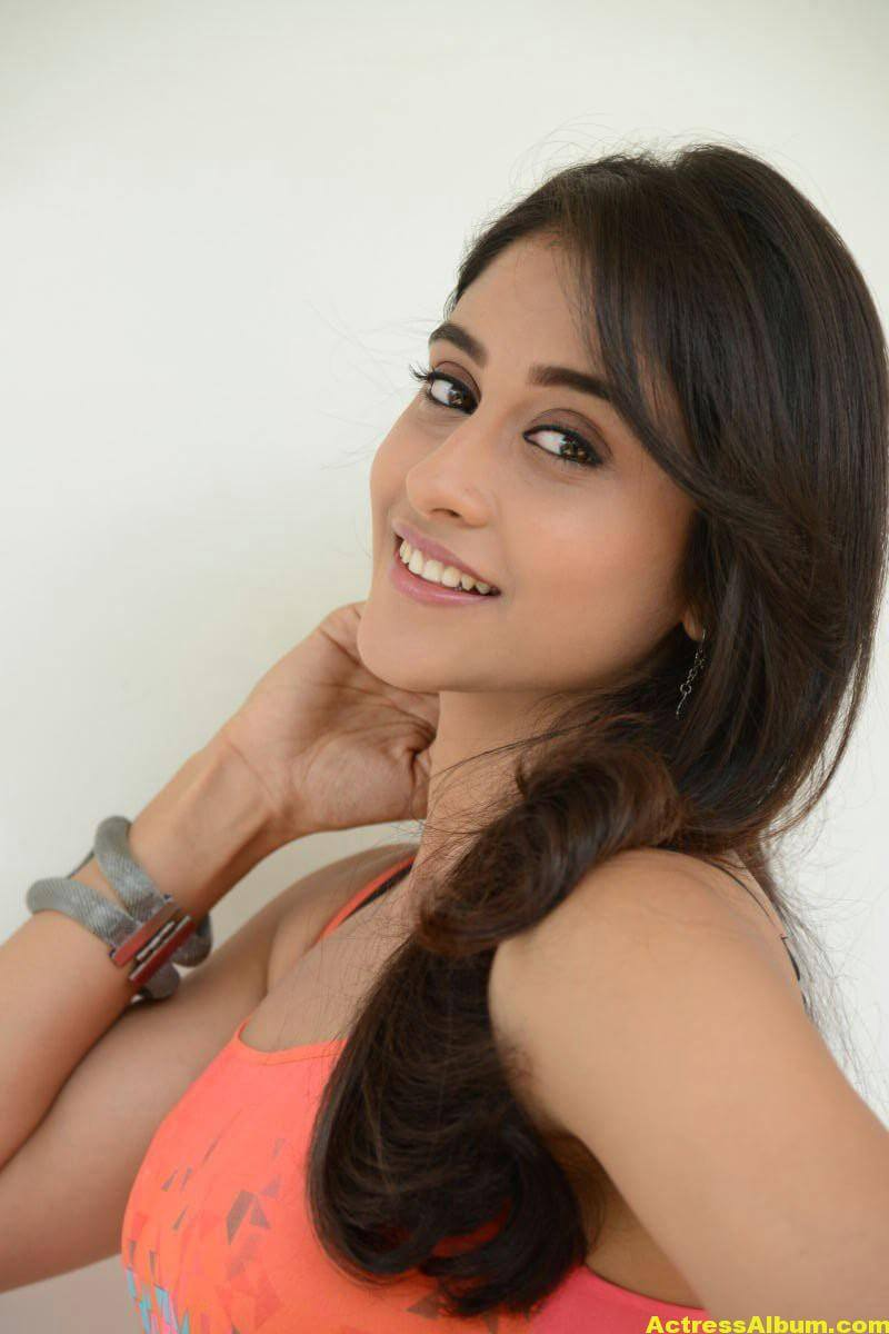 Regina Cassandra Latest Hot Photos In Pink Dress 5