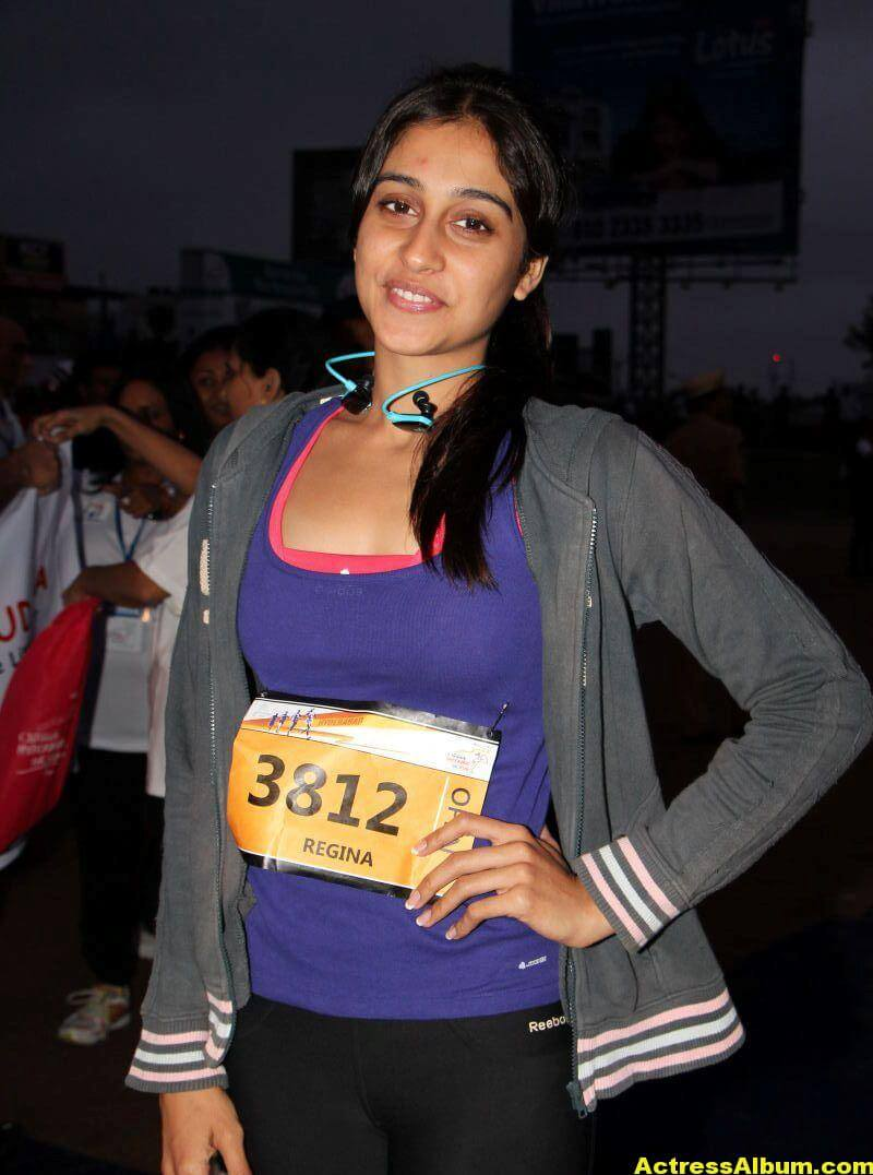 Regina Cassandra Latest Hot WithOut MakeUp Photos 5