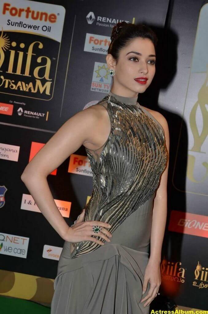Tamanna At IIFA Utsavam Awards