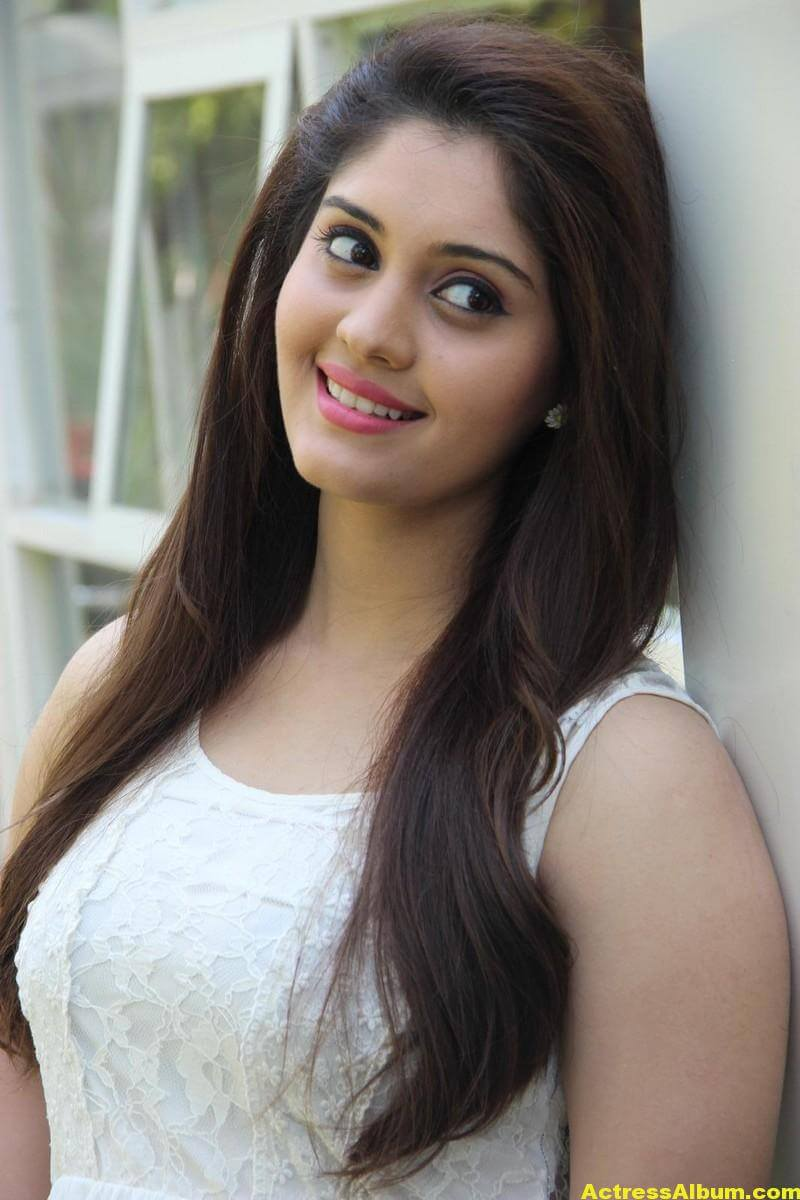 Actress Surabhi Latest Hot Photos In White Dress 2