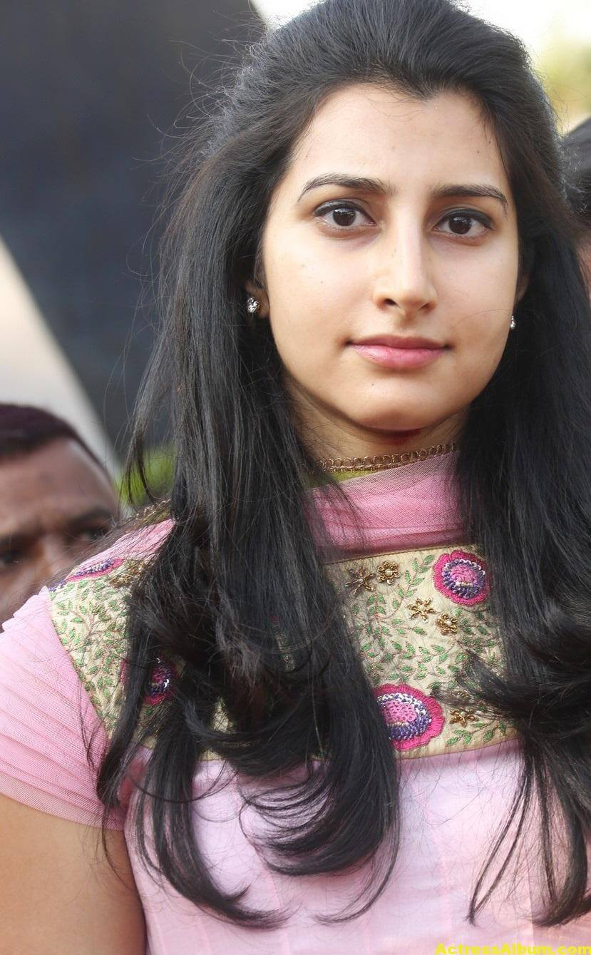 Balakrishna Daughter Brahmani Latest Photos In Pink Dress 1
