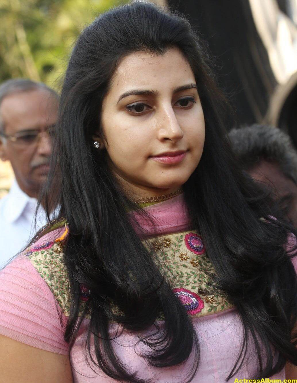 Balakrishna Daughter Brahmani Latest Photos In Pink Dress 2