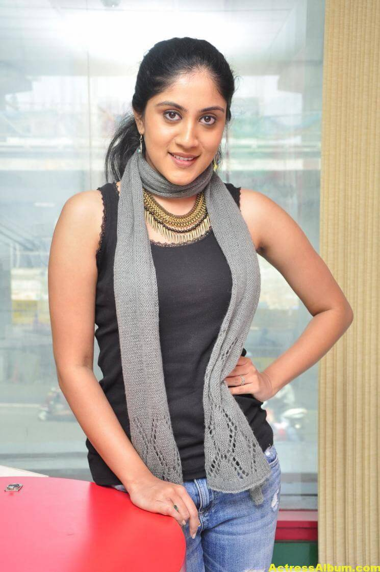 Dhanya Balakrishna Hot Stills In Black Dress 0