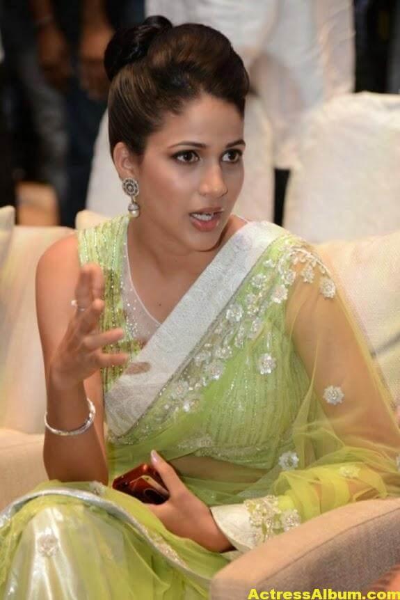 Lavanya Tripathi Hot in Audio Release Function 3
