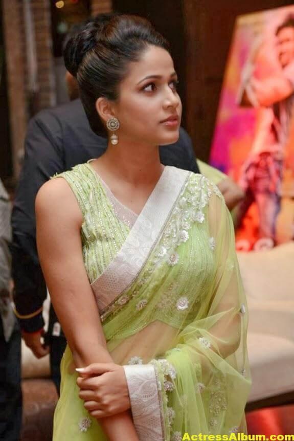 Lavanya Tripathi Hot in Audio Release Function 4