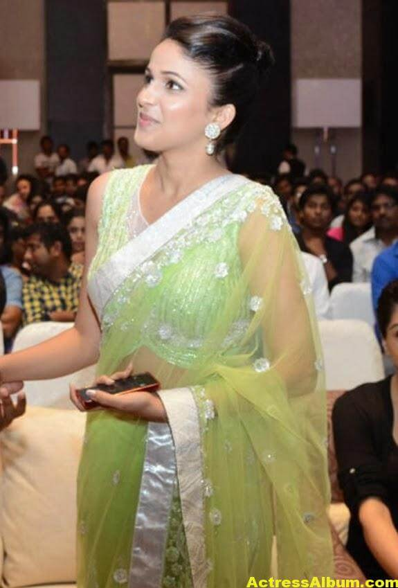 Lavanya Tripathi Hot in Audio Release Function 5