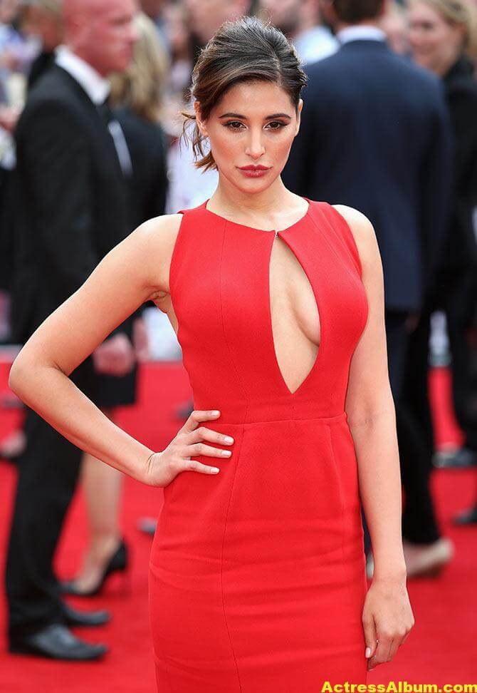 Nargis Fakhri at Spy UK premiere 3