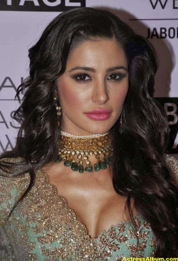 Nargis Fakhri Latest Hot Photos In Pink Dress 3