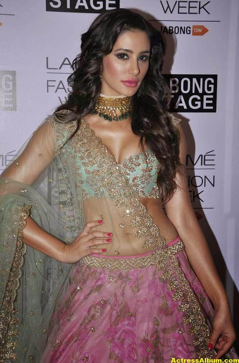 Nargis Fakhri Latest Hot Photos In Pink Dress 4