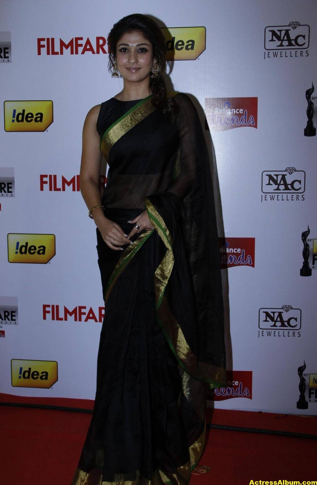 Nayantara Hot in Awards Function 0