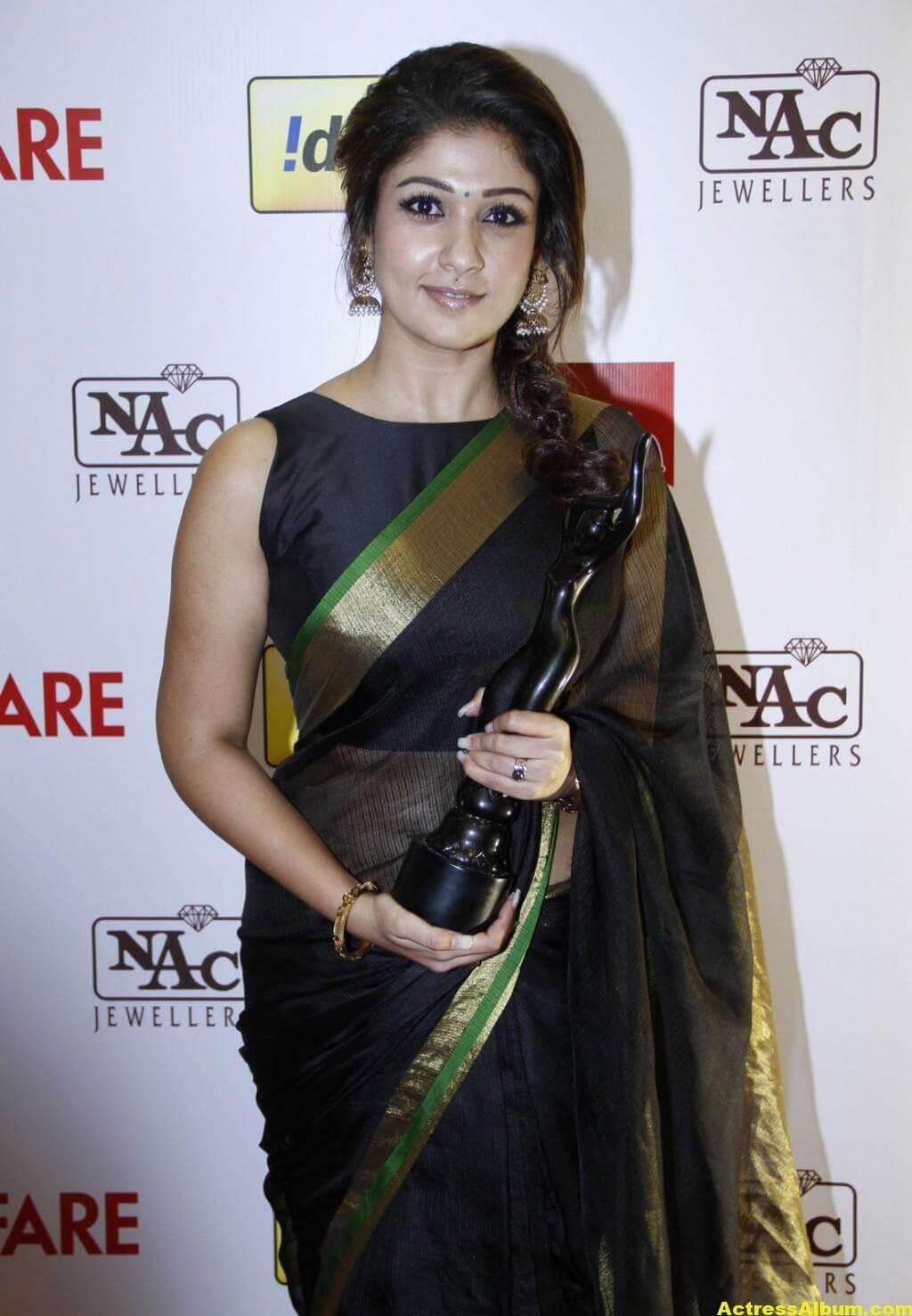 Nayantara Hot in Awards Function 2