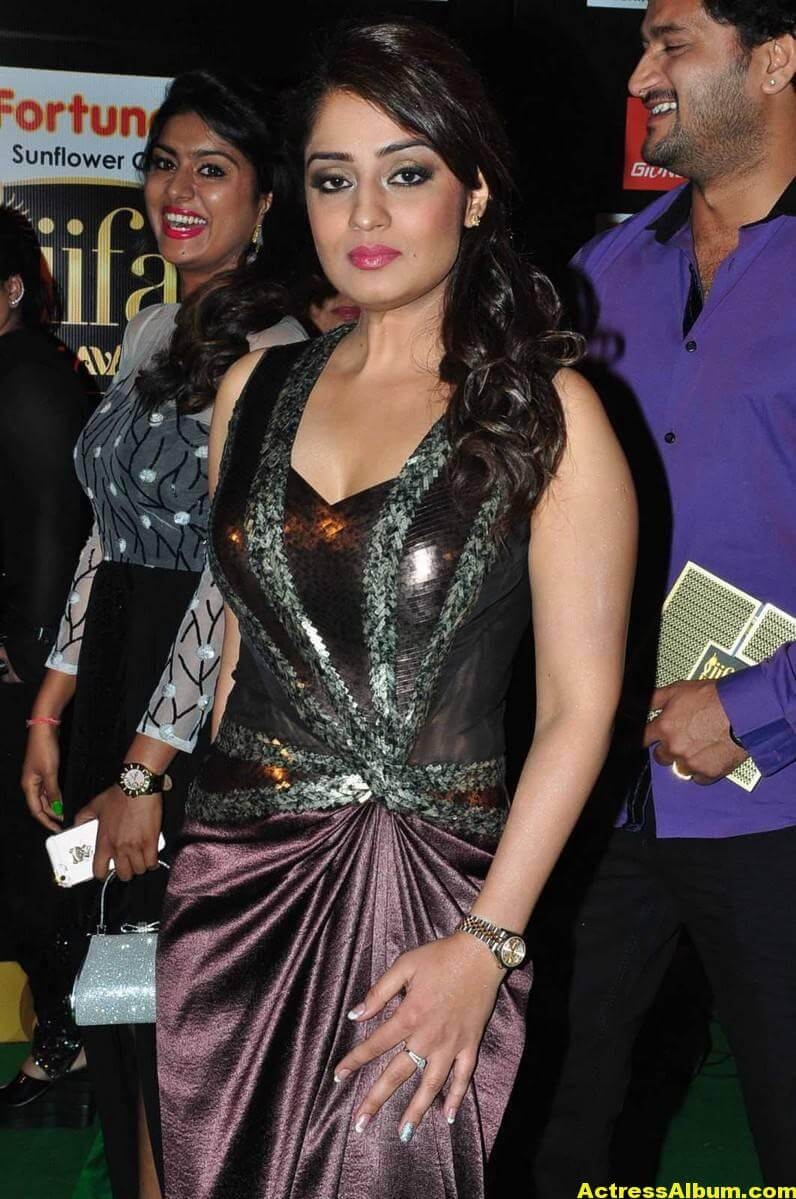 Nikita Thukral Hot Stills At IIFA Utsavam Awards 5