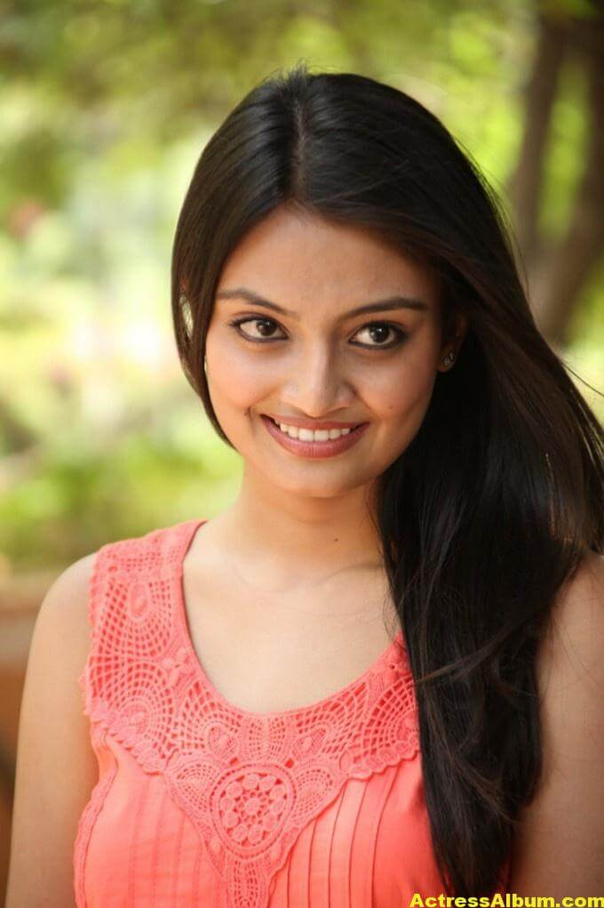 Nikitha Narayan Latest Cute Photo Shoot In Pink Dress 1