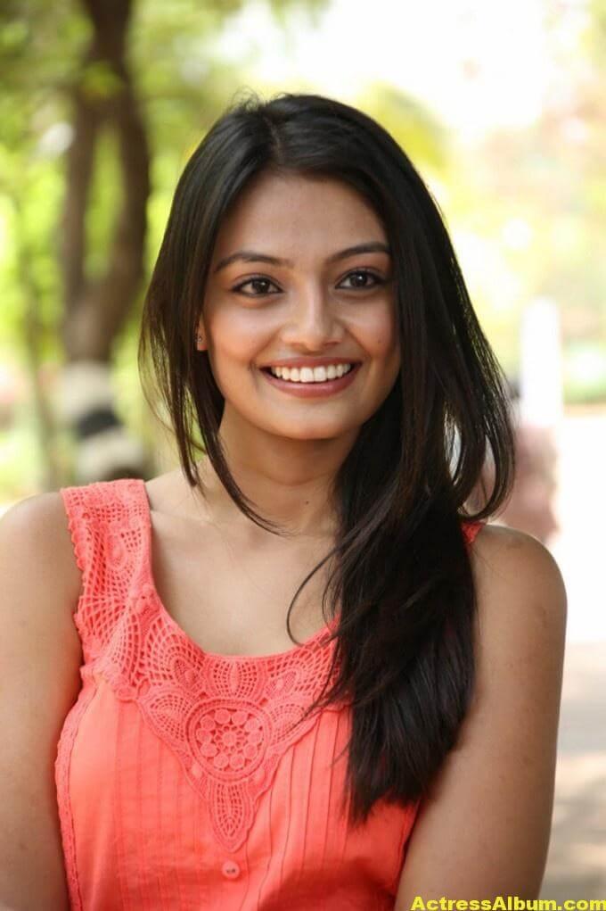 Nikitha Narayan Latest Cute Photo Shoot In Pink Dress 6