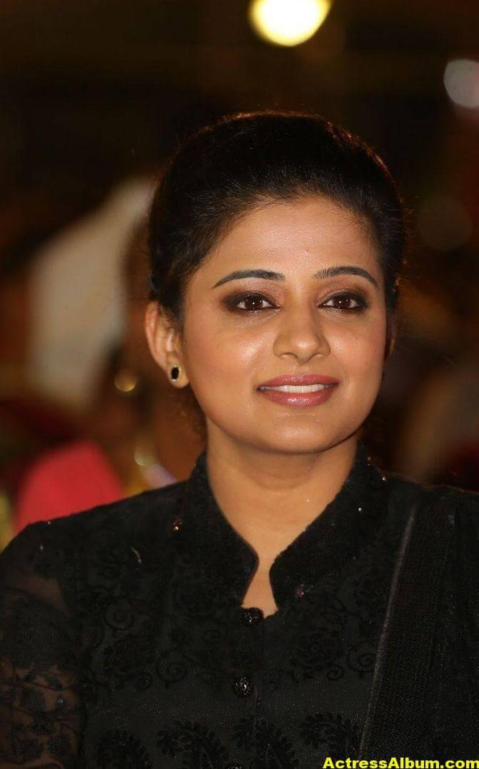 Priyamani Latest Hot Stills In Black Dress 1