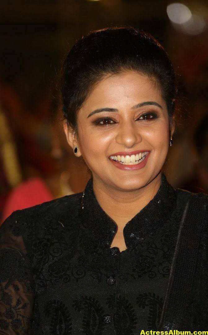 Priyamani Latest Hot Stills In Black Dress 4