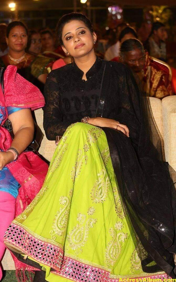 Priyamani Latest Hot Stills In Black Dress 6