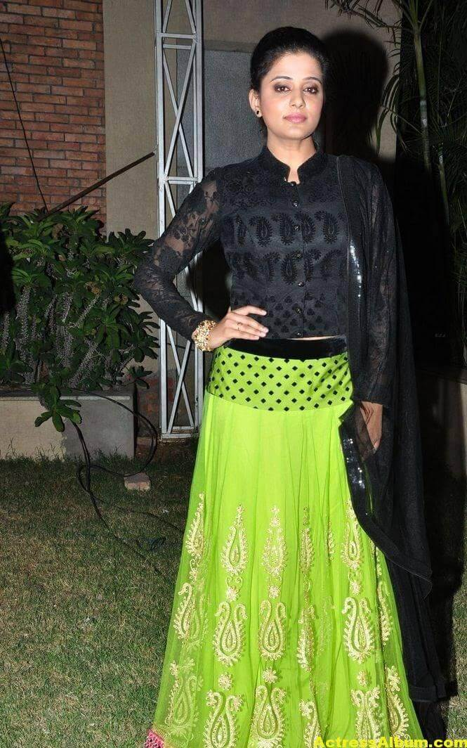 Priyamani Latest Hot Stills In Black Dress 7