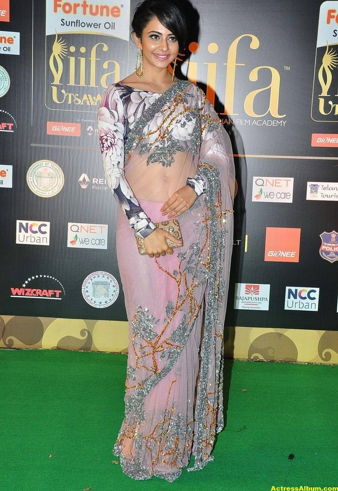 Rakul Preet Singh Stills At Iifa Utsavam 7