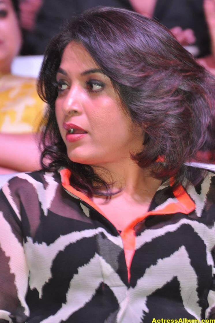 Ramya Krishna Latest Cute Stills In Black Dress 5