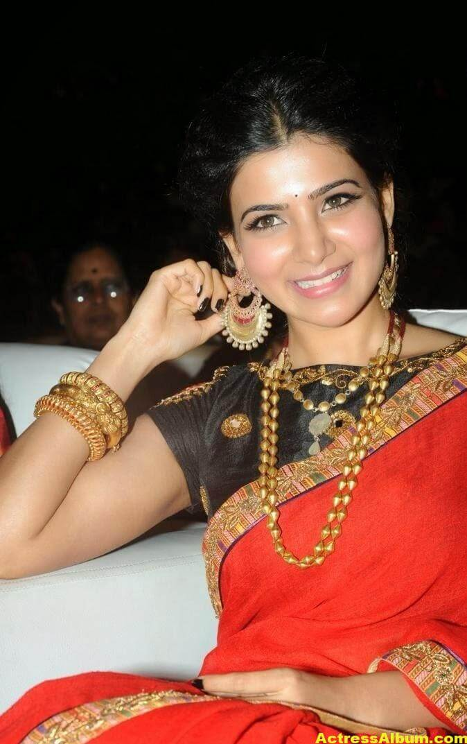 Samantha at So Sathyamurthy Music Luanch 2