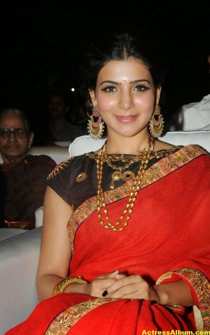Samantha at So Sathyamurthy Music Luanch 3