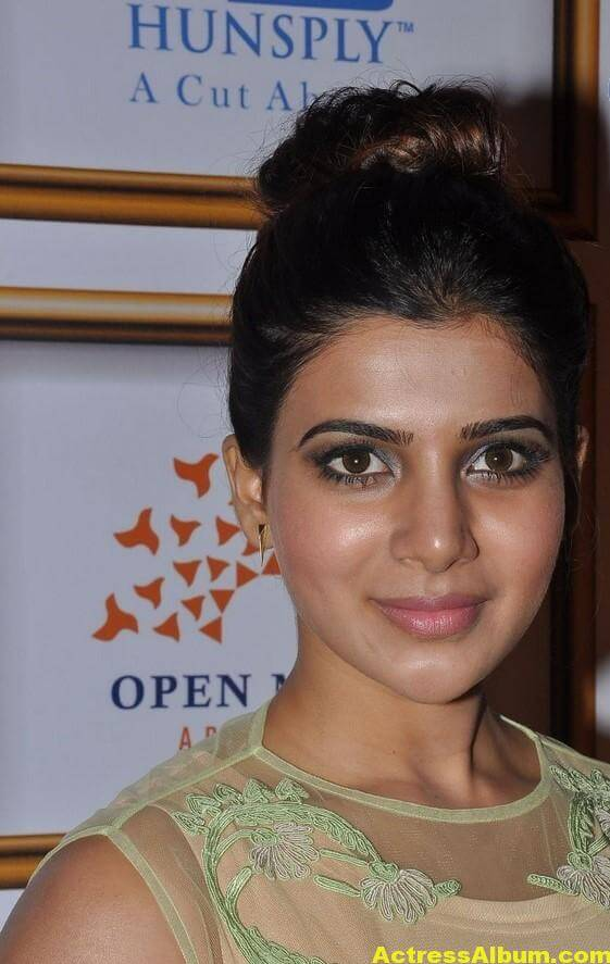 Samantha Latest Hot Face Close Up Photos 3