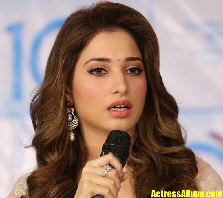 Actress Tamanna Close Up Photos