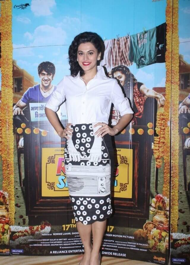 Thappad Movie Actress
