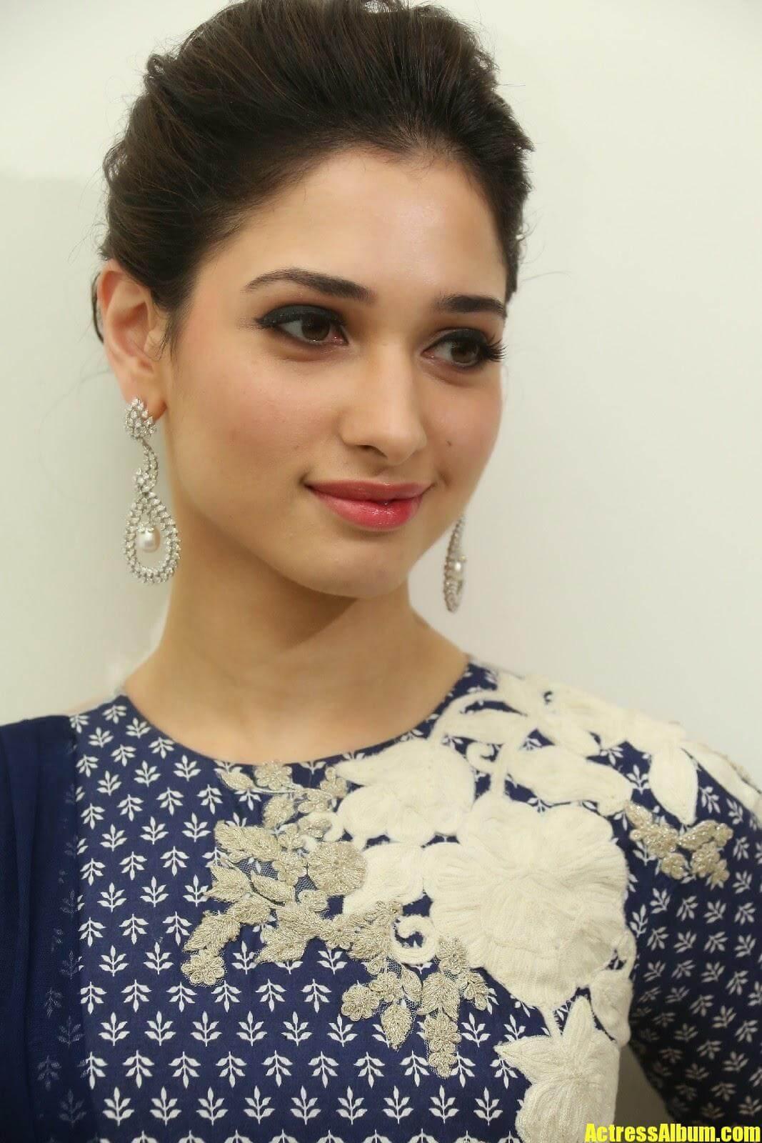 Actress Tamanna Beautiful Smile