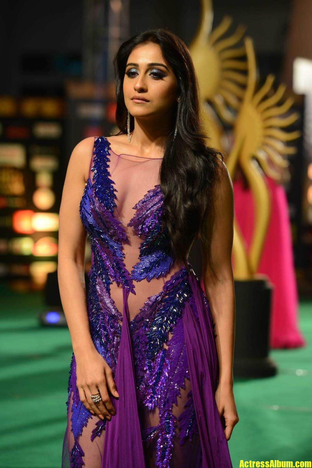 Regina Cassandra Hot Stills At Iifa Utsavam Awards