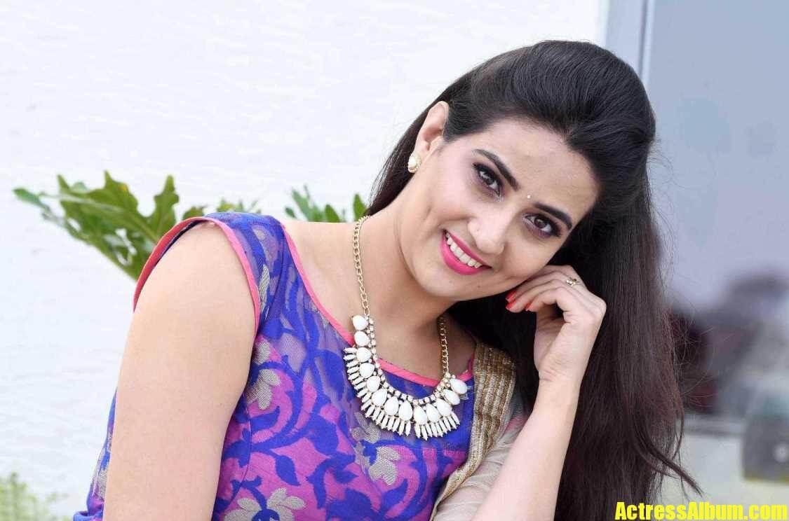 TV Anchor Manjusha Latest Stills