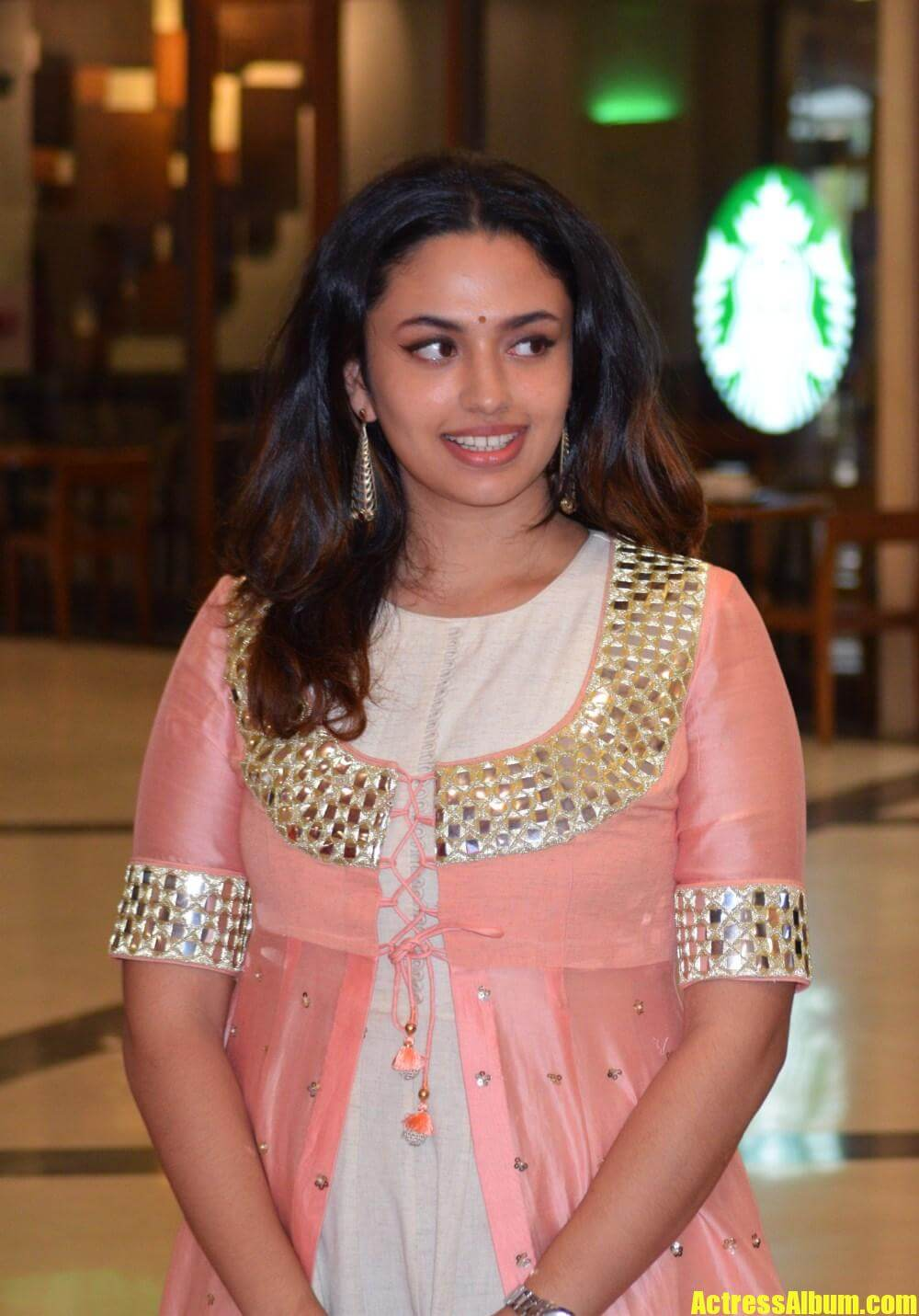 Malavika Nair At The Hindhu Air Asia Event
