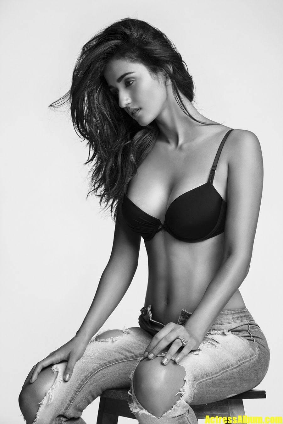 Bollywood Hot Disha Patani Shows Sexy Body Photoshoot -3375