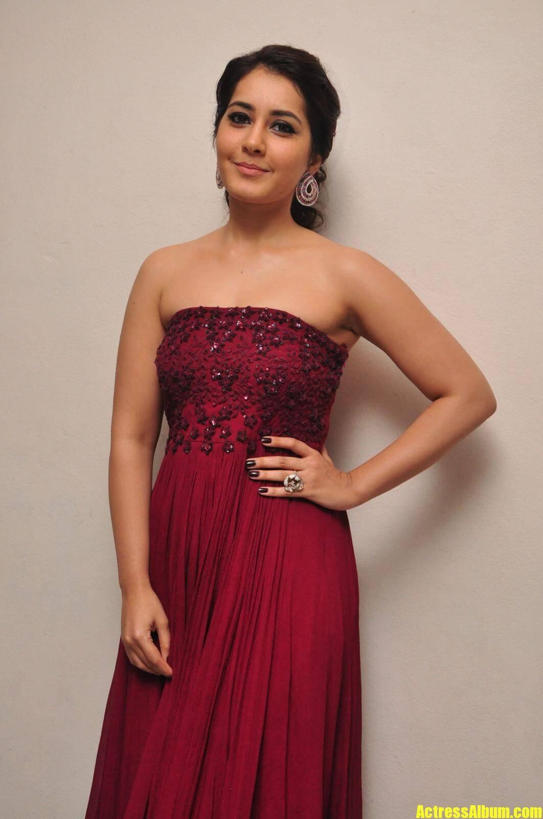 Rashi Khanna In Supreme Movie