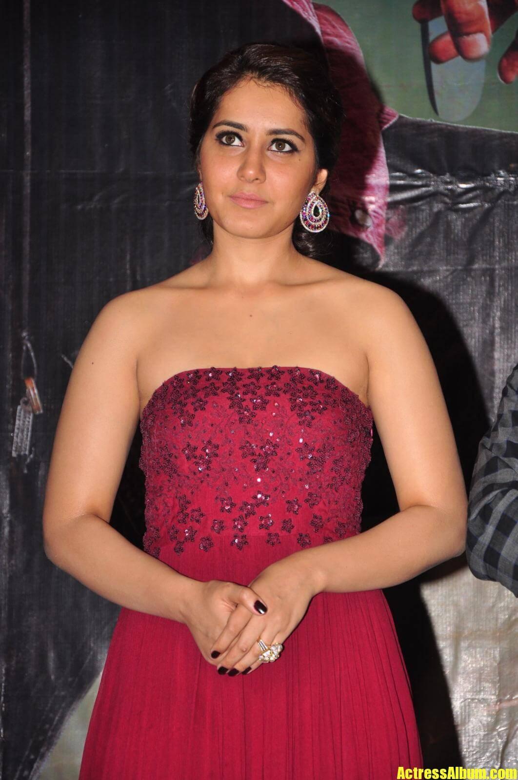 Rashi Khanna At Movie 50 Days Function
