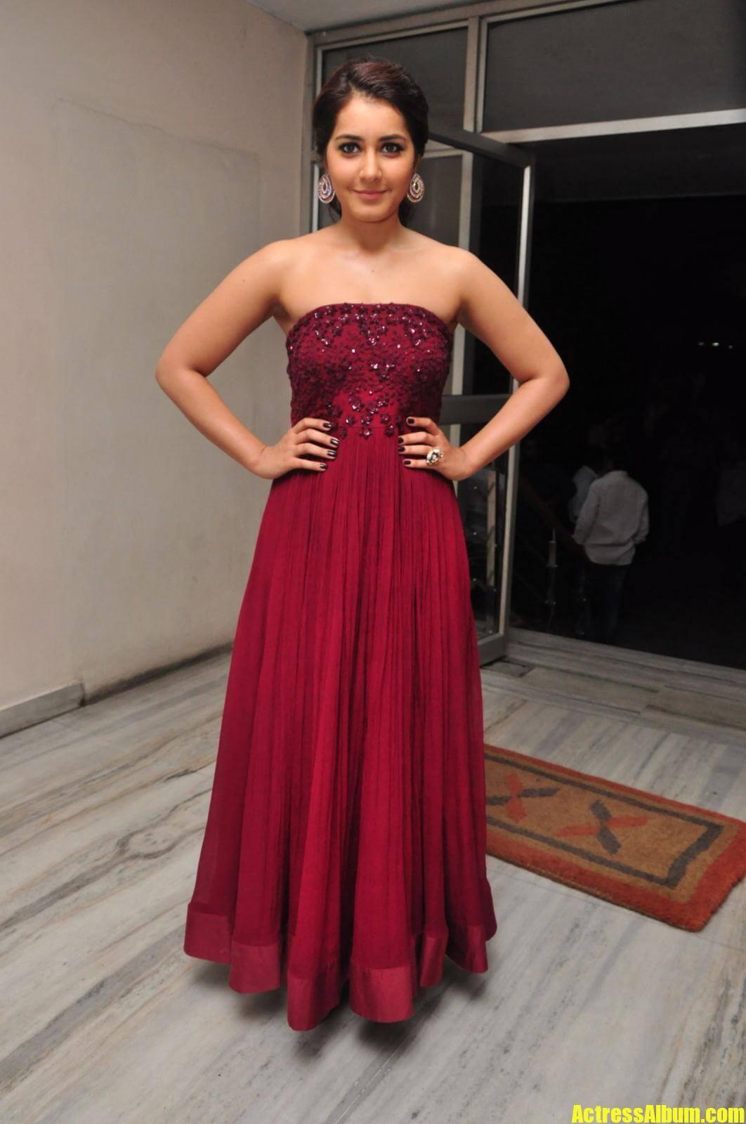 Rashi Khanna At Supreme Movie 50 Days Function