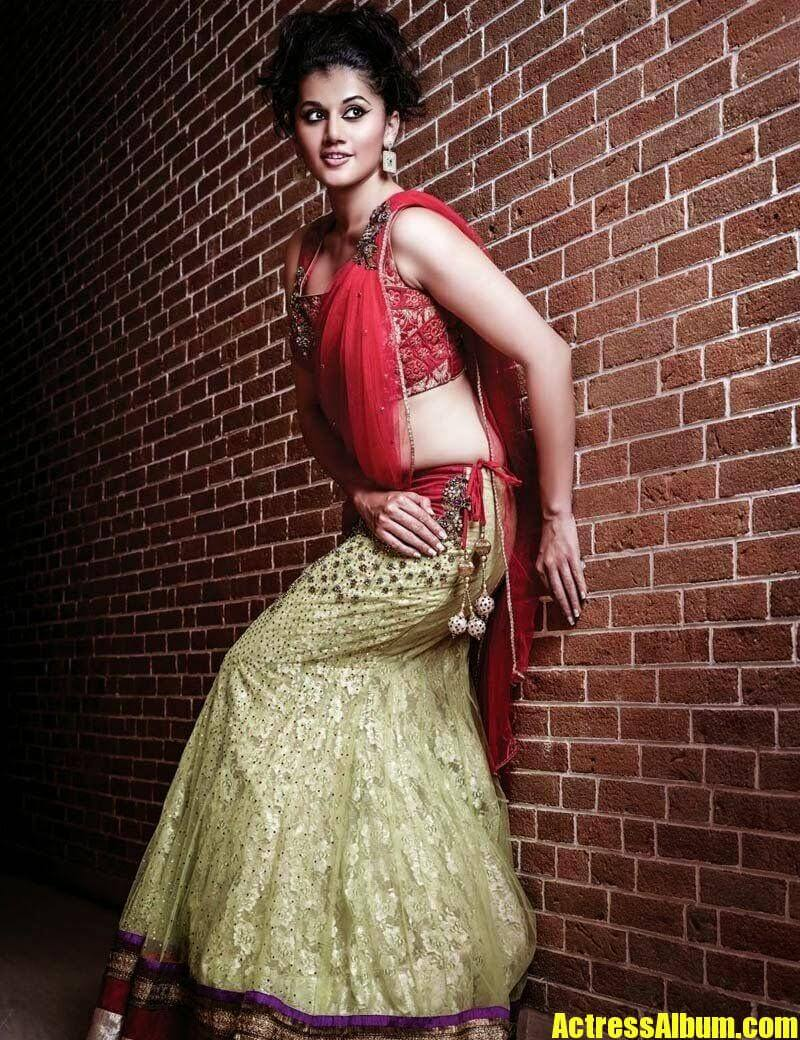 Taapsee Pannu Latest Trendy Photoshoot Gallery - Actress Album-3993