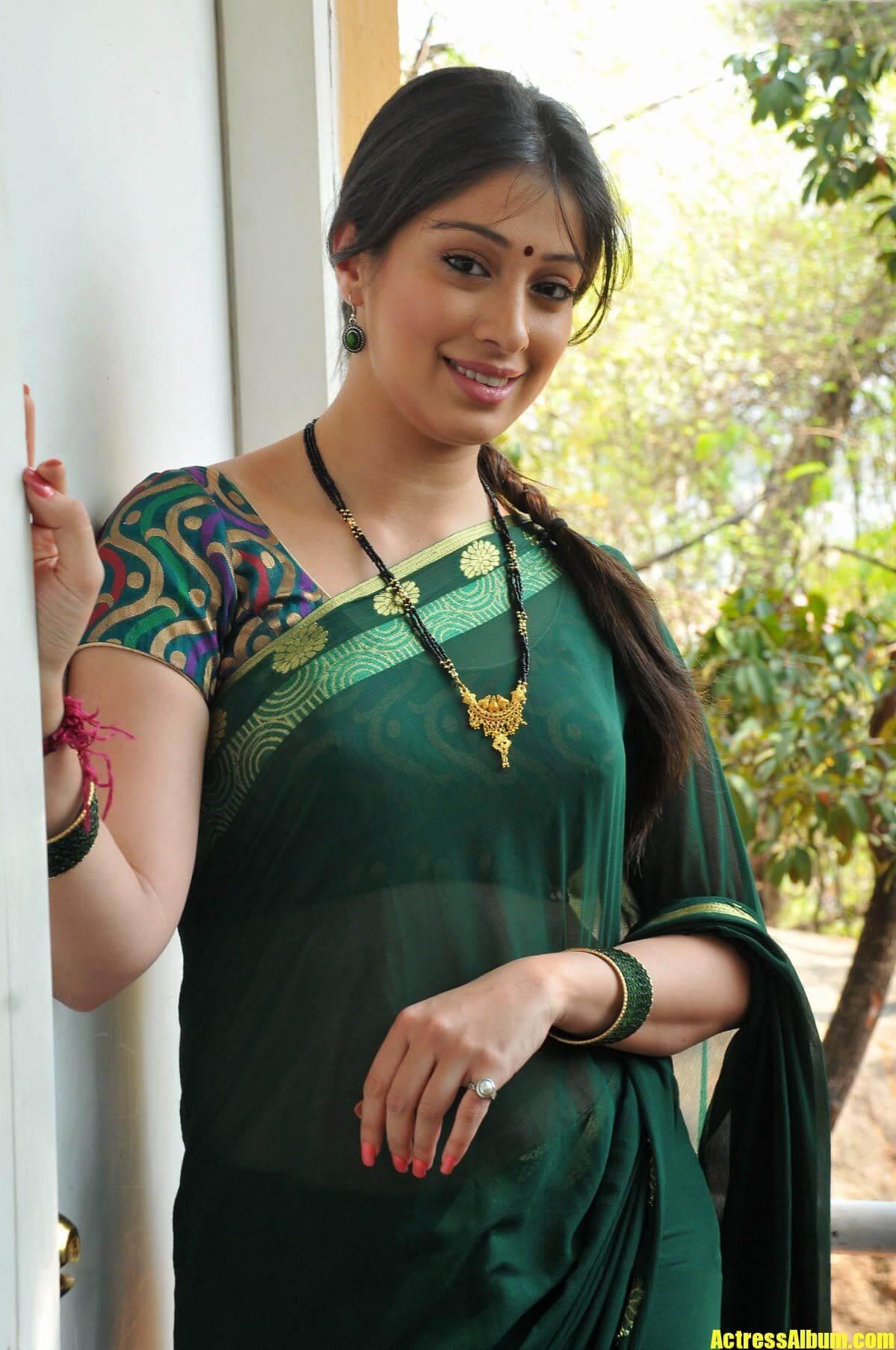 Lakshmi Rai In Traditional Look - Actress Album-8099