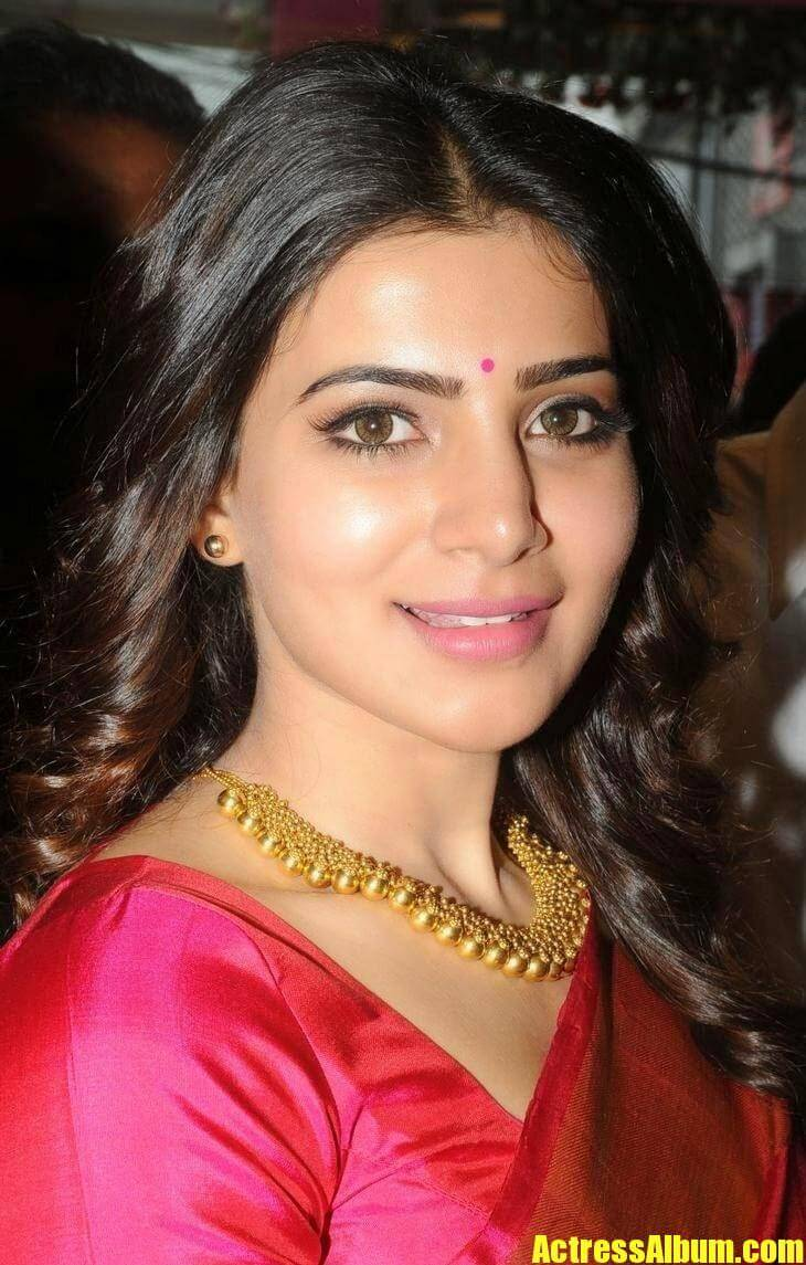 Samantha Latest Stills At JC Brothers Inauguration